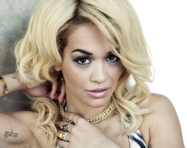 4. Rita Ora