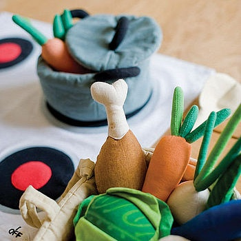 soft toy foods: Toys Cooking, Children Plays, Plays Cooking, Play Sets, Soft Toys, Trade Soft, Plays Sets, Cooking Plays, Fair Trade
