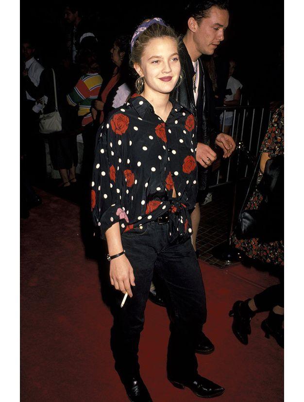 Drew Barrymore 80s