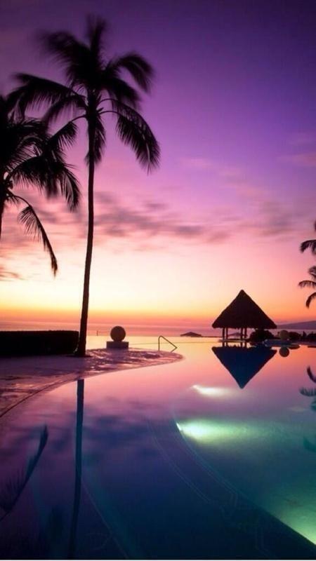Bora Bora...wenn das mal nicht so weit weg wäre. :) Mehr