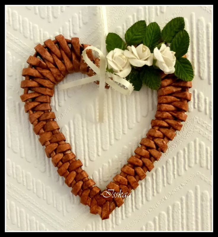 Corazón de papel  -  Paper Heart