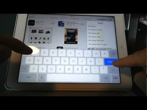 How to watch ITV Player abroad on Apple iPad - YouTube