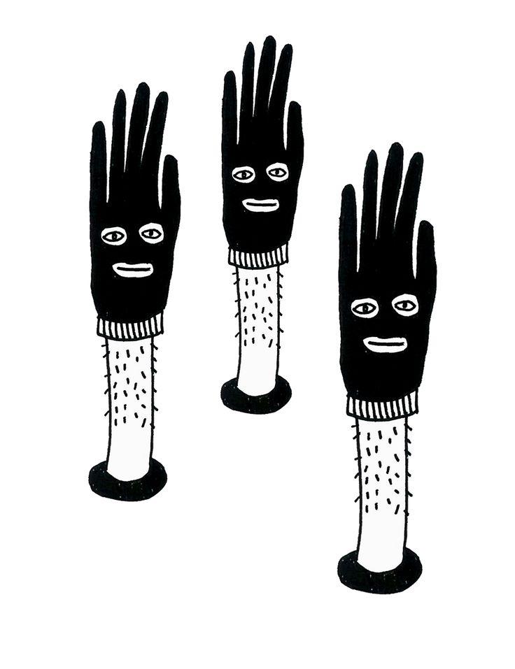 Hands - Polly Norton