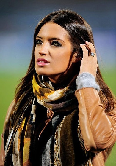 Famous Spanish Wag #worldcup #wc2014 #girls #soccer