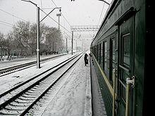 Trans-Siberian Railway - Wikipedia, the free encyclopedia