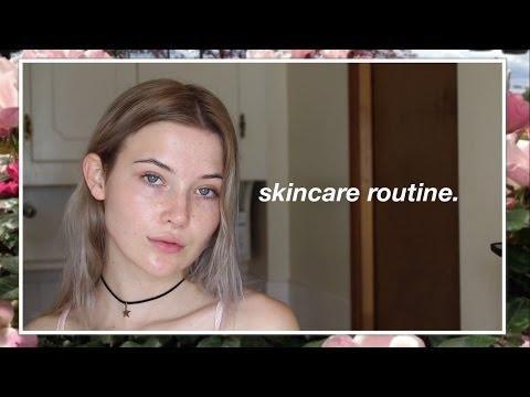 HOW TO GET BEAUTIFUL SKIN // Teen Skincare Routine | Okaysage