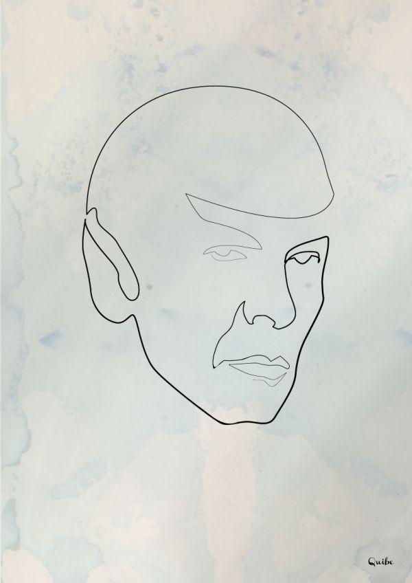 Single Line Character Art : Best art single line drawings images on pinterest