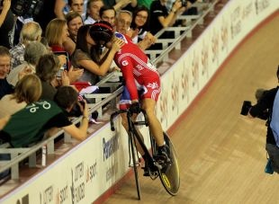 Sir Chris Hoy glad for 'kick up backside' ahead of London Olympics 2012 - www.london2012.com #olympics #cycling
