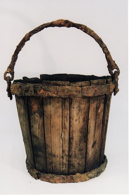 Bucket of Wood by Jos Lippold, via Flickr