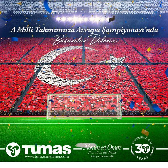 A Milli Takımımıza Avrupa Şampiyonası'nda başarılar dileriz. We wish the best of luck at Euro 2016 for Turkish National Football Team.