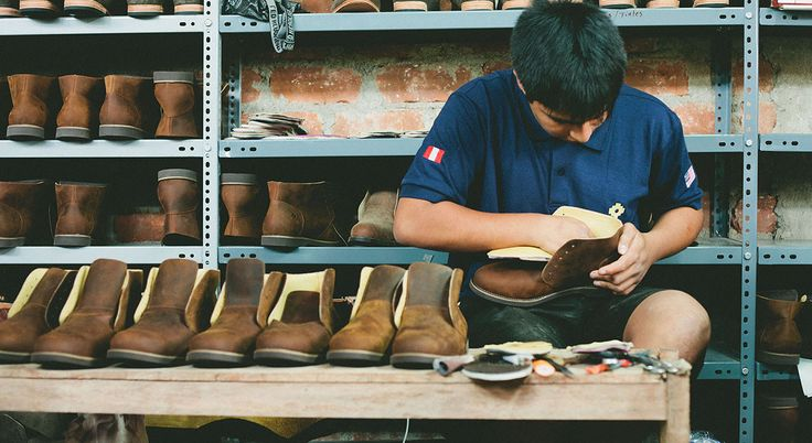 Fair trade, and very well-made shoes and accessories. When I have the money, will shop here