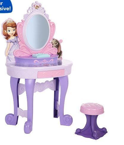 Tocador Para Nina De Princesa Sofia Fiesta