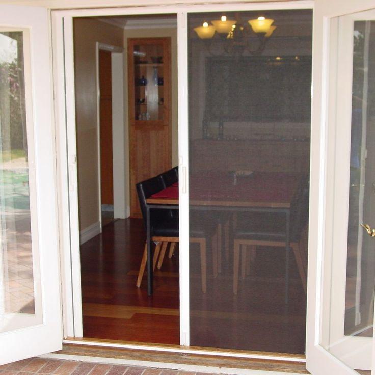 25 best ideas about double storm doors on pinterest for Double door patio doors