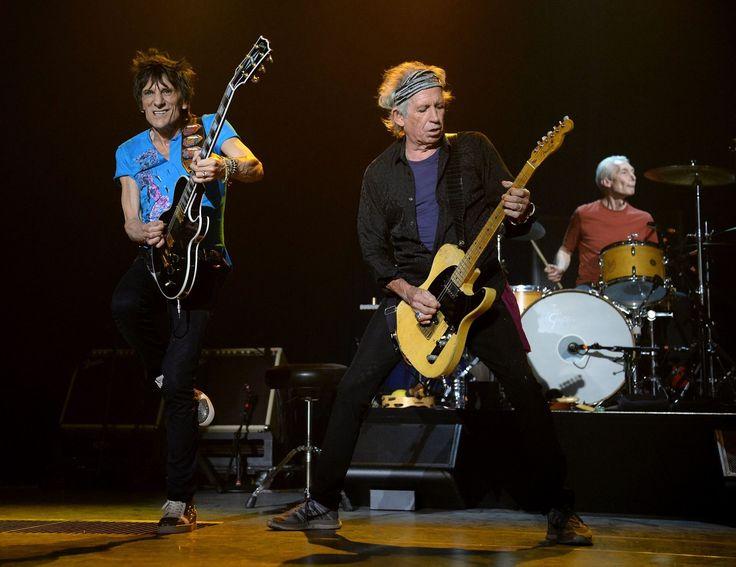 Stones at the Fonda Theatre