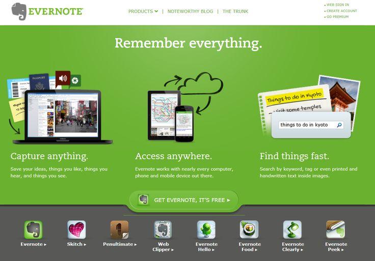 Evernote: Ανακοίνωσε νέες βελτιώσεις και εφαρμογές