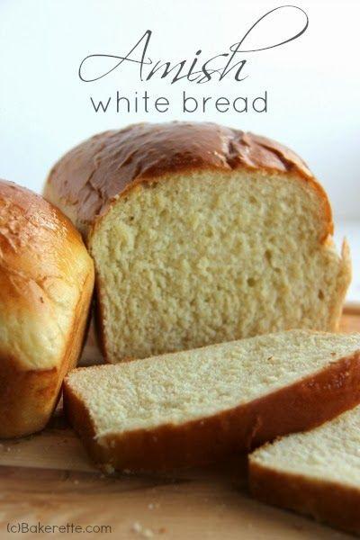 Yummy Recipes: Homemade Amish White Bread recipe