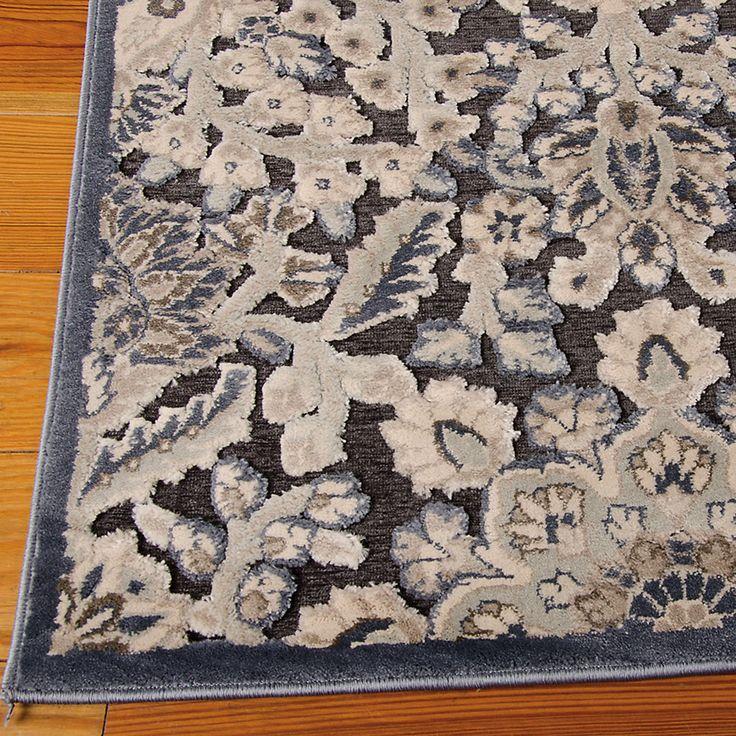 Kathy Ireland Bel Air Floral Rug Kohls Floral rug