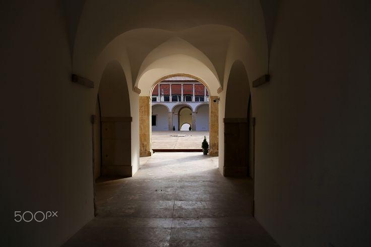 A place to visit - Convento de S. Francisco, Coimbra,Portugal