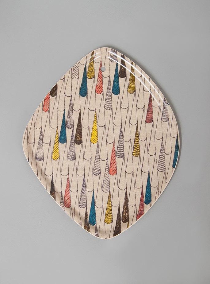 Couverture and The Garbstore - Homeware - Minä Perhonen - Sunny Rain Wood Tray