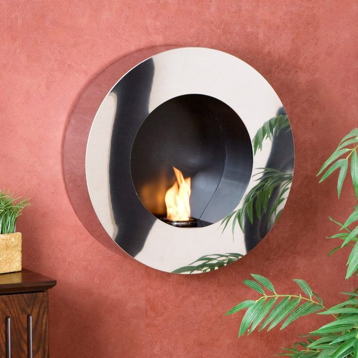 26 best Wall Mounted Ethanol Fireplaces images on Pinterest