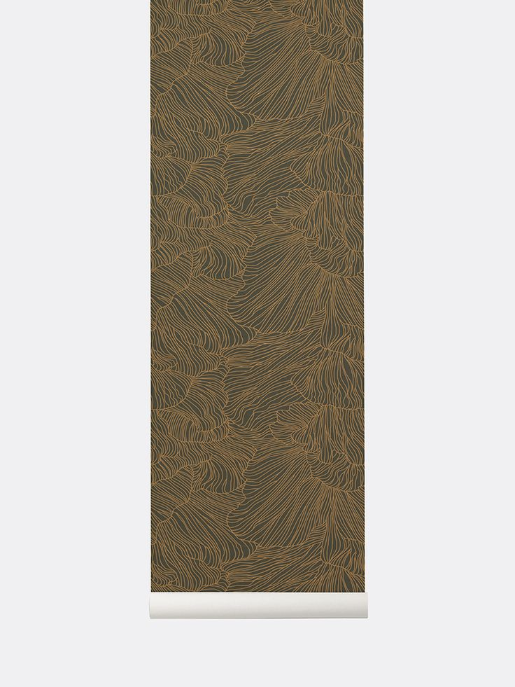 With infinite richness of details and dreamy, wavy lines, the coral wallpaper swirls your home into a natural dreamland. Available in more colours