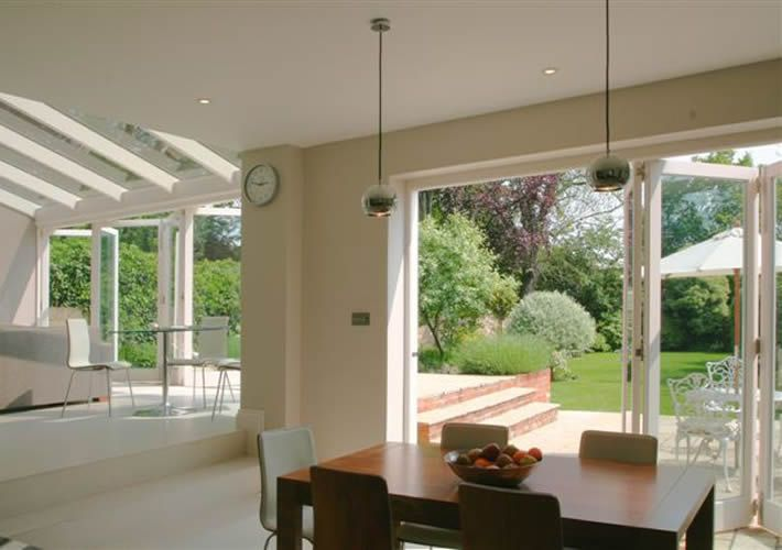 006 Kitchen Conservatory in Ealing, West London