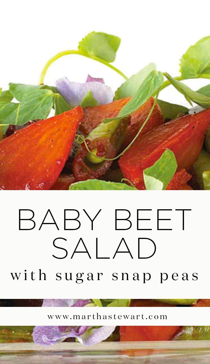 sugar snap pea and endive salad recipes dishmaps wednesday sugar snap ...