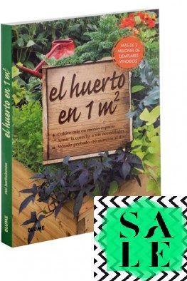 #SALE #Contrapunto EL HUERTO EN 1m2 - Mel Bartholomew #Blume