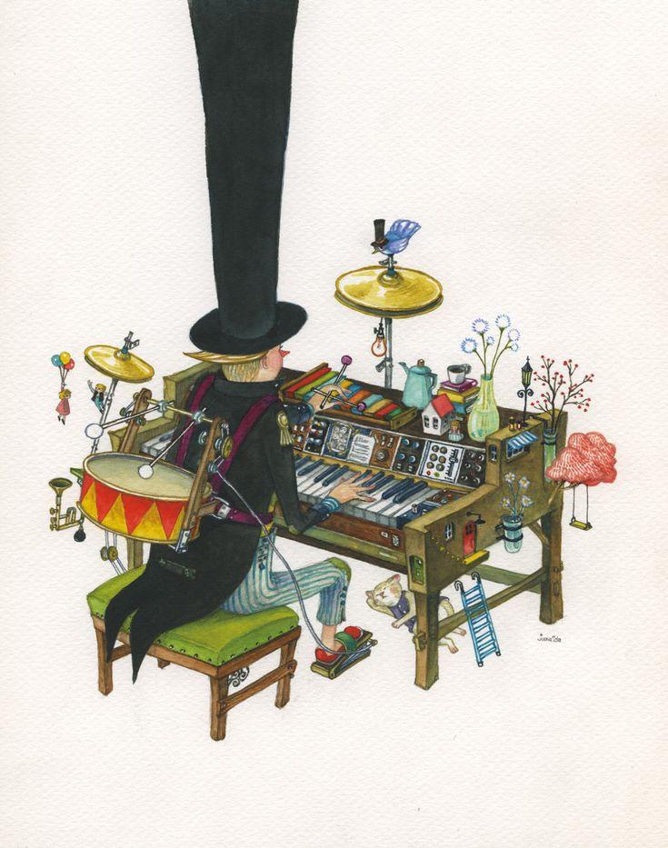 Junaida illustration