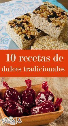 recetas de dulces mexicanos | CocinaDelirante #RecetasSaludables