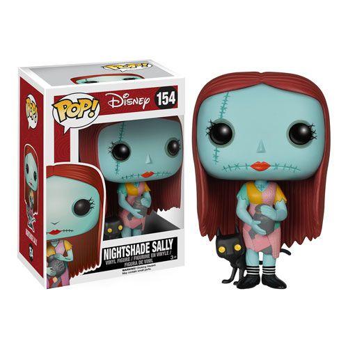 Disney Nightmare Before Christmas Sally with Nightshade Pop! Figure  (as of 2/9/2016)