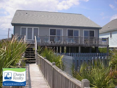 Garden City Beach Rental Beach Home Dolphins Dance