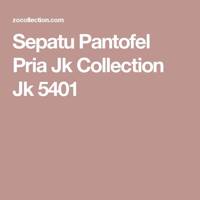 Sepatu Pantofel Pria Jk Collection Jk 5401