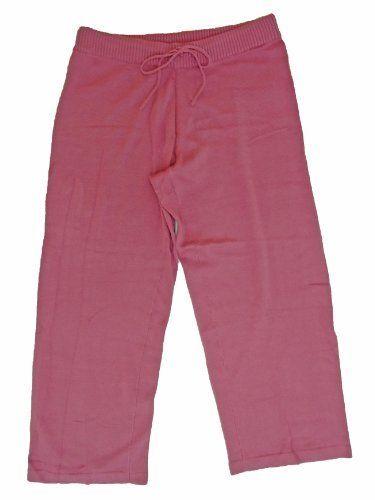 Liz Wear Knit Active Pant Pink XLarge Liz Claiborne. $8.99