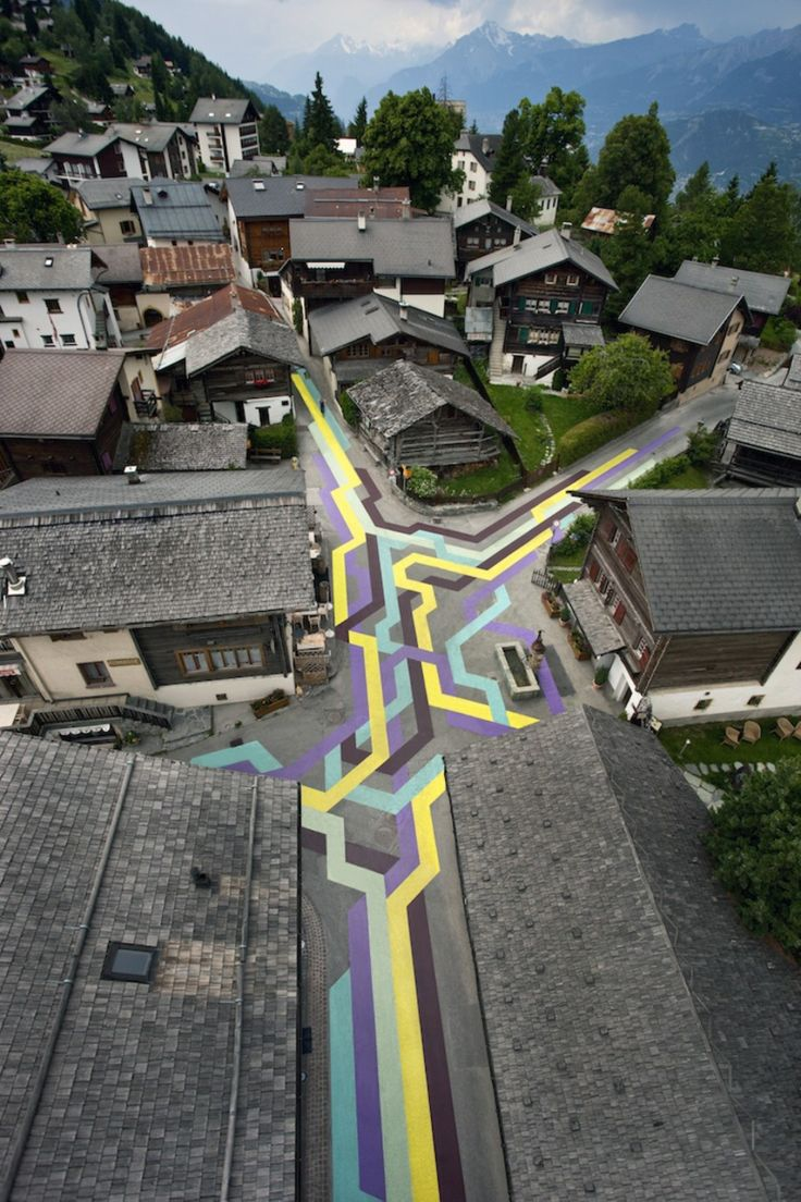 A Swiss Village, Laboratory for Contemporary Art