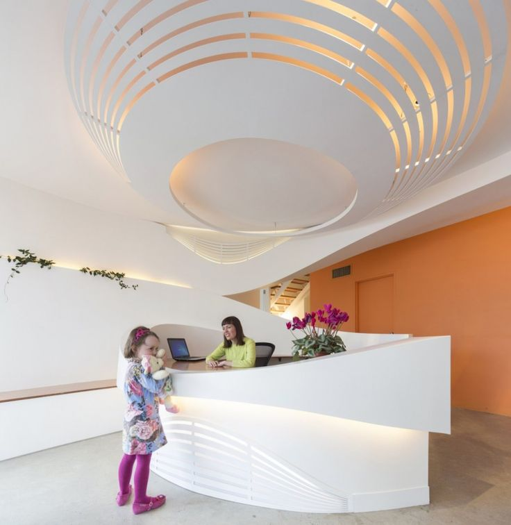 Edgecliff Medical Centre Interior by Enter Architecture