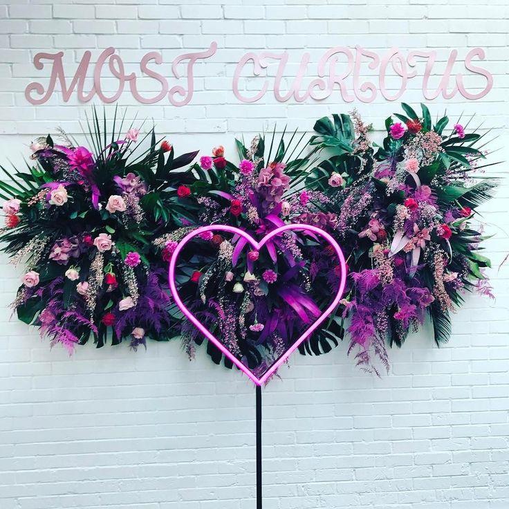 #amostcuriousweddingfair @mostcuriouswedfair @trumanbrewery #trumanbrewery  #weddingfair #london #neon