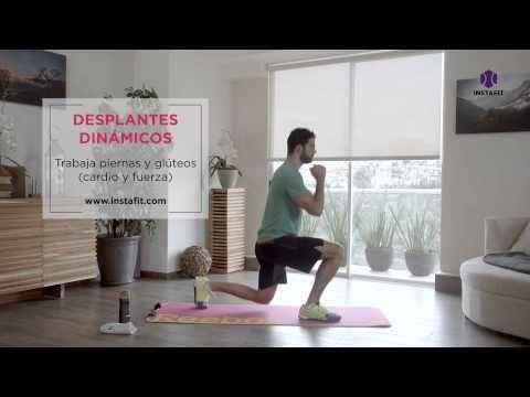 Rutina de ejercicios para glúteos firmes - Vida InstaFit