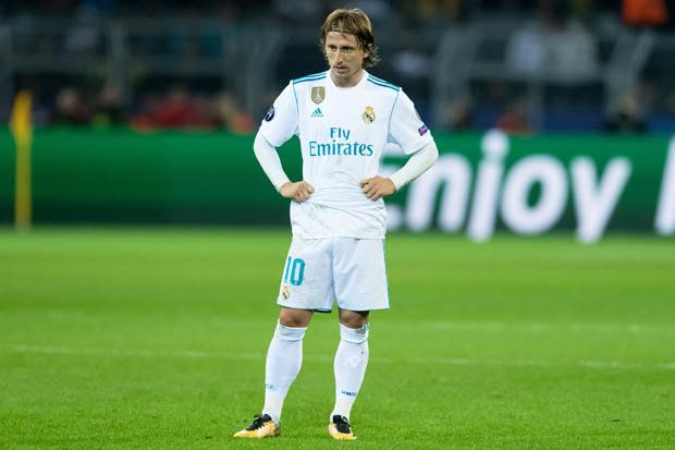 I have only one regret from my time at White Hart Lane - Modric