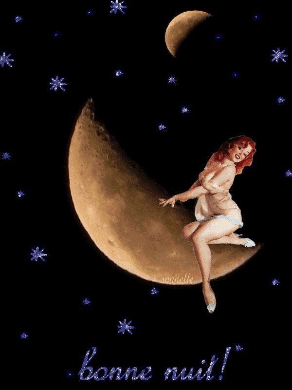 buona notte….magiche….G | Luoghi da visitare | Animated ...