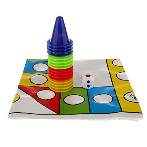 Board Game Kids Aeroplane Chess Toy Travel Party Game Educational Toys Gifts ** Click image for more details.