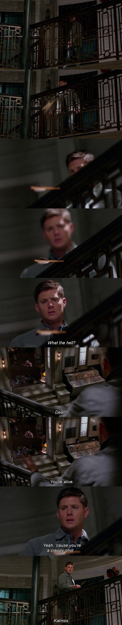 Funny Pictures, Funny Gifs, Funny Quotes, Funniest Jokes, Images, Photos, Pics | Tag Archives: Supernatural