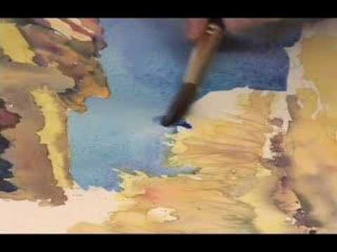 192 best watercolor landscape tutorials images on for Sharon williams paint
