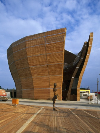 Hungarian Pavillion | Expo2000