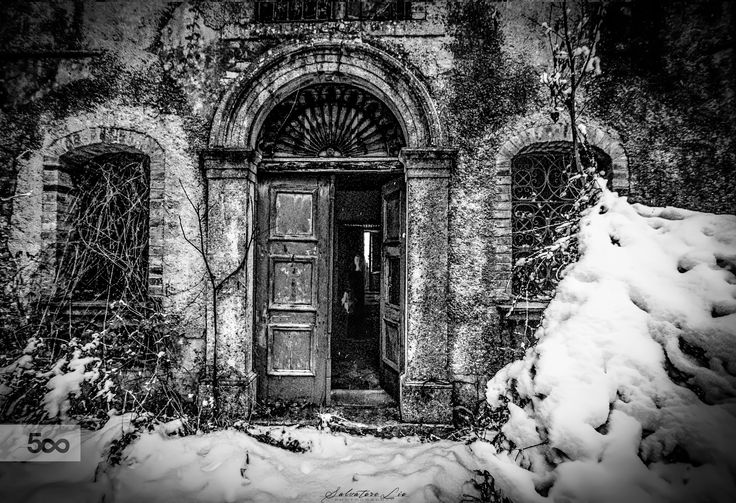 Hunted House by Salvatore Lio on 500px