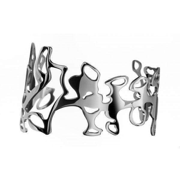 Nikama Ranka rannekoru, kiiltävä - Nikama Design Oy verkkokauppa