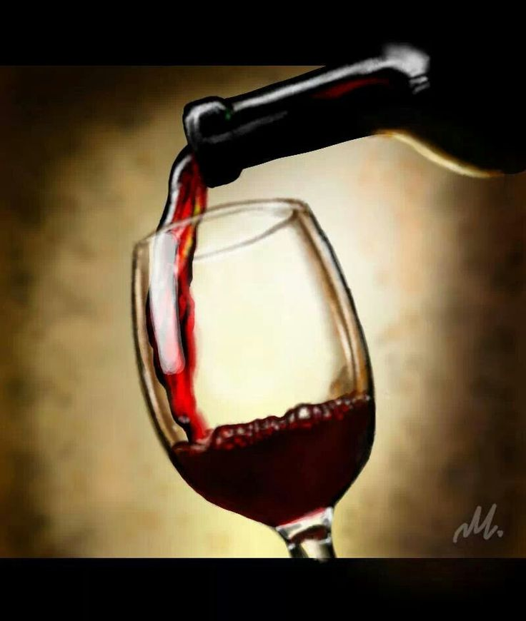 Good red wine