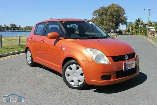 2005 Suzuki Swift GLX
