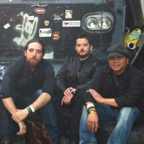 Brian Buckley Band Video In Production