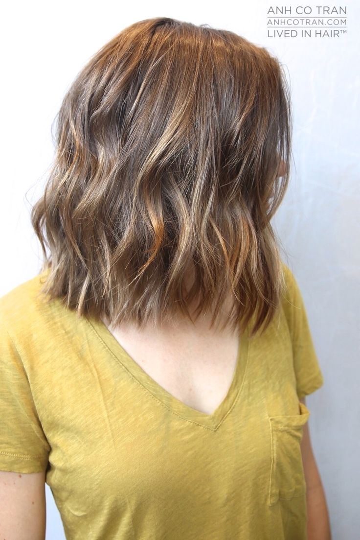 Best 20 Shoulder Length Cuts Ideas On Pinterest